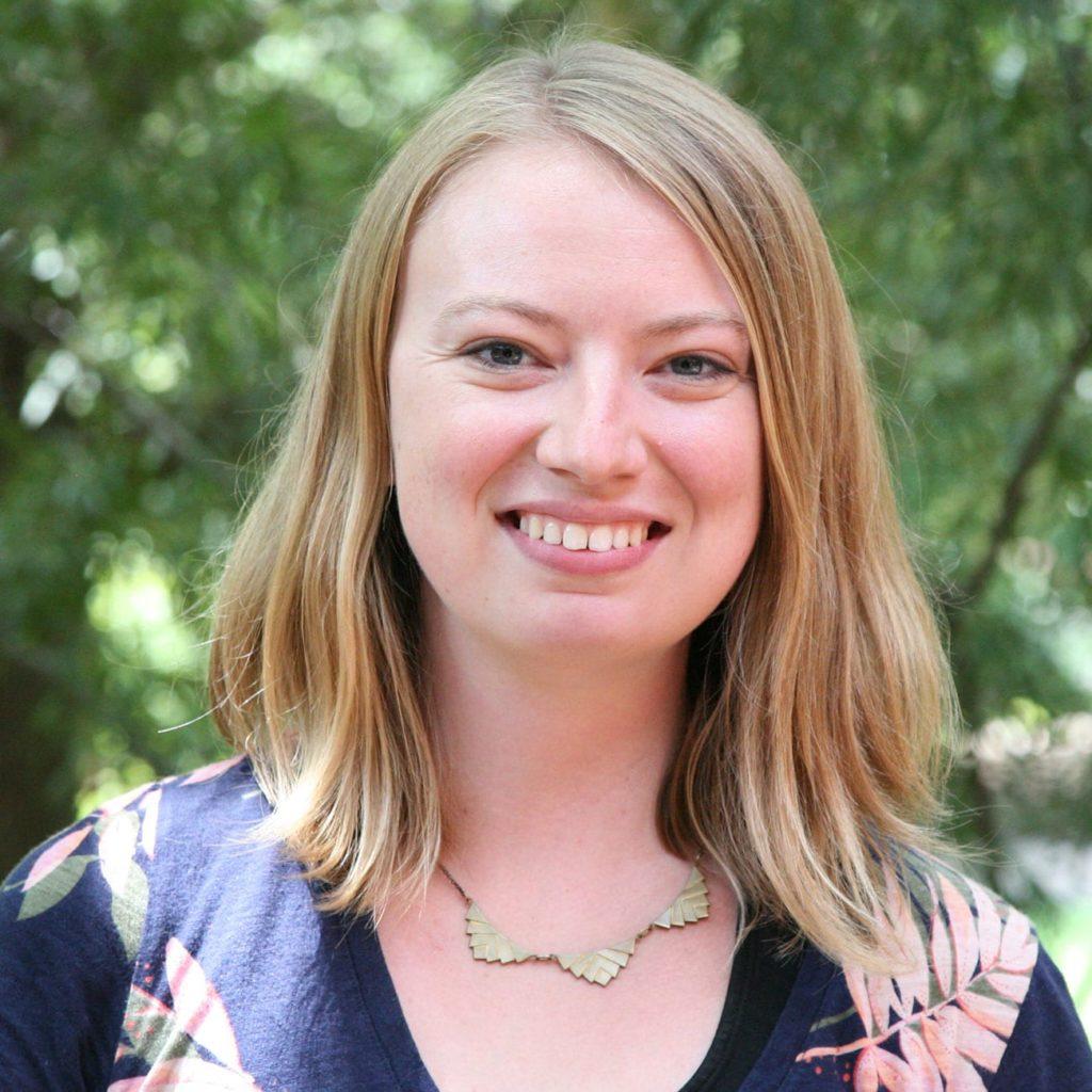 photo of Megan Tomamichel
