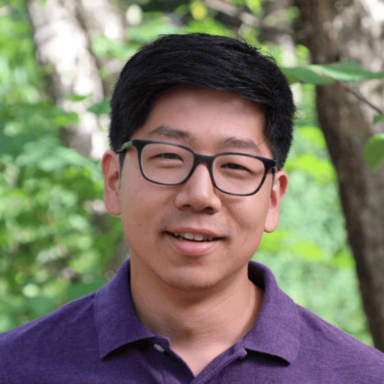 Portrait of Daniel Suh